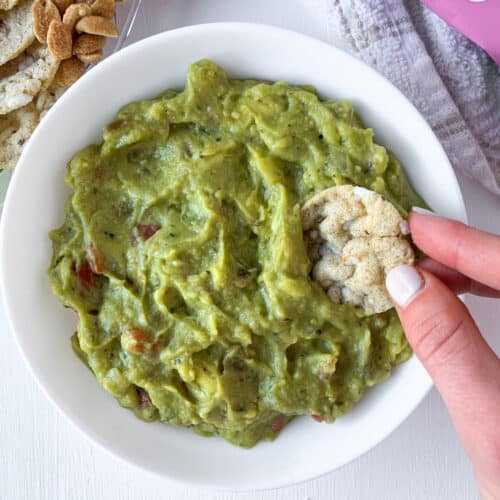 easiest homemade guacamole