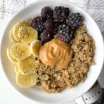 overnight protein oats